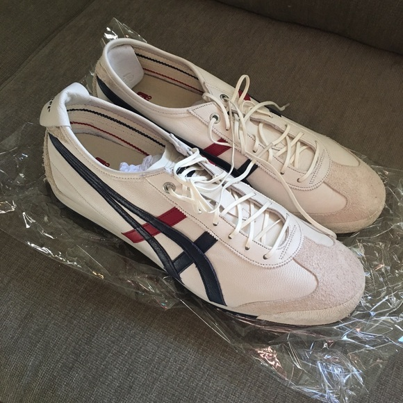 buy online 53c61 b299c Onitsuka Tiger Mexico 66 SD from Japan store NWT